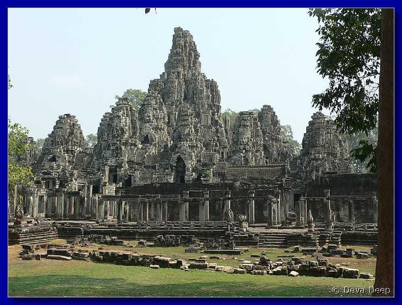 Cambodia Angkor Thom Bayon-10.JPG