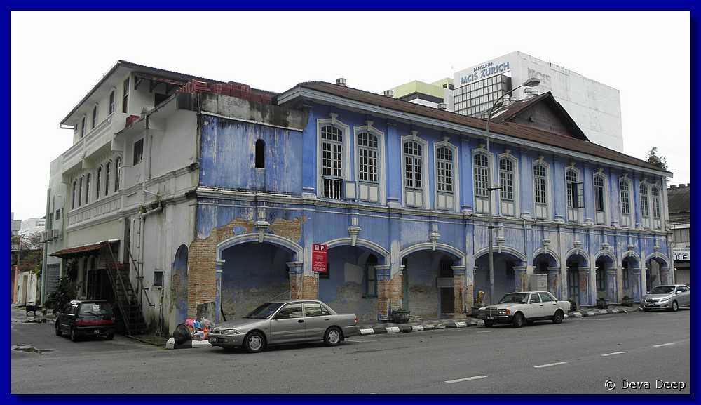 Vintage Buildings Ip02 Ipoh
