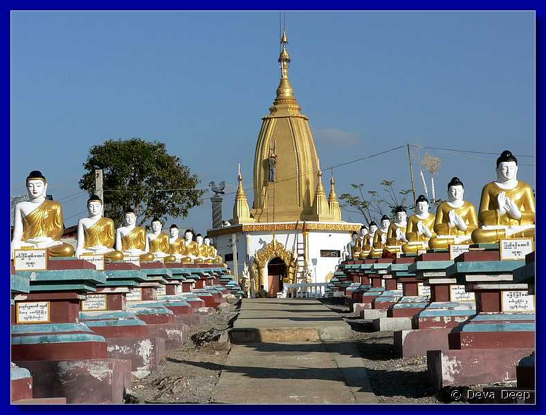 Taunggyi Myanmar  City pictures : 1861 Taunggyi Mountain Stupa